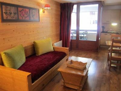 Location au ski Studio coin montagne 4 personnes (220) - Residence Cybele - Brides Les Bains - Fenêtre