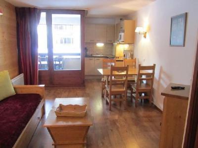 Location au ski Studio coin montagne 4 personnes (220) - Residence Cybele - Brides Les Bains - Séjour
