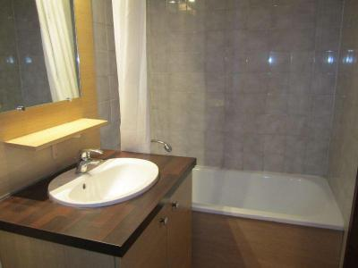 Location au ski Studio coin montagne 4 personnes (222) - Residence Cybele - Brides Les Bains - Salle de bains
