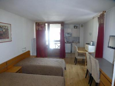 Location au ski Studio coin montagne 4 personnes (2312) - Residence Cybele - Brides Les Bains - Coin nuit