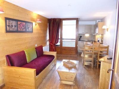 Location au ski Studio coin montagne 4 personnes (232) - Residence Cybele - Brides Les Bains - Séjour