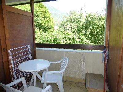 Location au ski Studio coin montagne 4 personnes (3104) - Residence Cybele - Brides Les Bains - Balcon