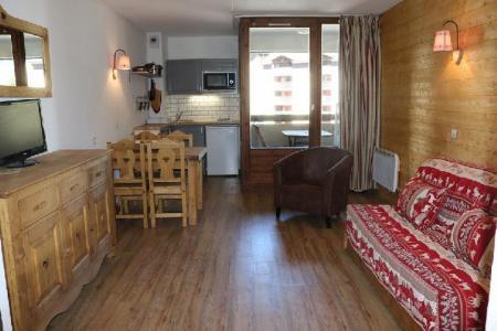Location au ski Studio coin montagne 4 personnes (3107) - Residence Cybele - Brides Les Bains - Coin repas