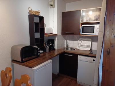 Location au ski Studio coin montagne 4 personnes (3201) - Residence Cybele - Brides Les Bains - Chambre