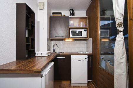 Location au ski Studio coin montagne 4 personnes (3201) - Residence Cybele - Brides Les Bains - Cuisine