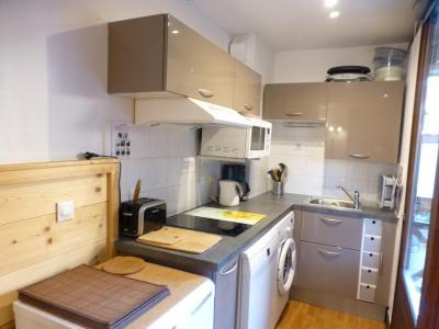 Location au ski Studio coin montagne 4 personnes (3207) - Residence Cybele - Brides Les Bains - Kitchenette