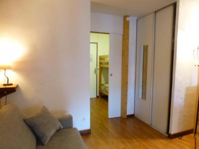 Location au ski Studio coin montagne 4 personnes (3207) - Residence Cybele - Brides Les Bains - Lits superposés