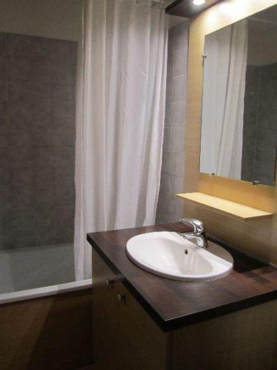 Location au ski Studio coin montagne 4 personnes (CYB112) - Résidence Cybèle - Brides Les Bains - Salle de bains