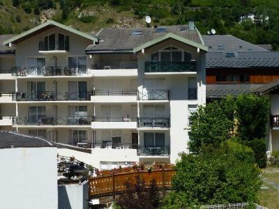 Location au ski Appartement 2 pièces 6 personnes - Residence De La Poste - Brides Les Bains - Balcon