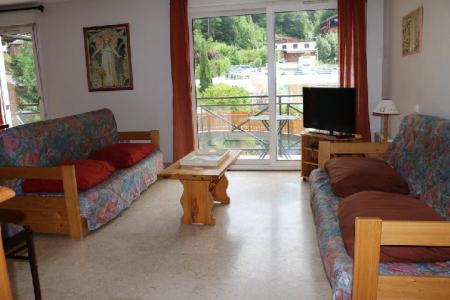 Location au ski Appartement 2 pièces 6 personnes - Residence De La Poste - Brides Les Bains - Lits gigognes