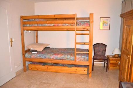 Location au ski Appartement 2 pièces 6 personnes - Residence De La Poste - Brides Les Bains - Lits superposés