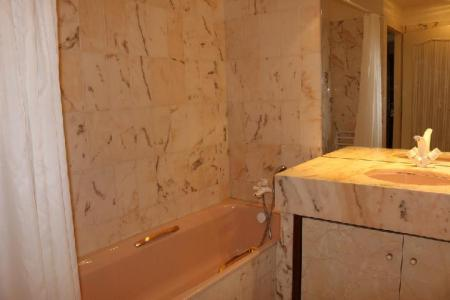 Location au ski Appartement 2 pièces 6 personnes - Residence De La Poste - Brides Les Bains - Salle de bains