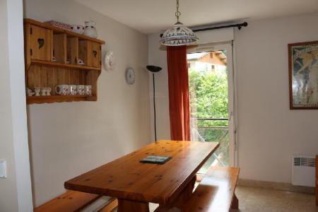 Location au ski Appartement 2 pièces 6 personnes - Residence De La Poste - Brides Les Bains - Séjour