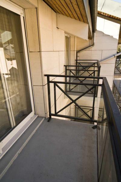 Location au ski Appartement duplex 3 pièces 8 personnes - Residence De La Poste - Brides Les Bains - Balcon