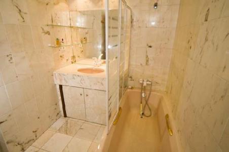 Location au ski Appartement duplex 3 pièces 8 personnes - Residence De La Poste - Brides Les Bains - Salle de bains