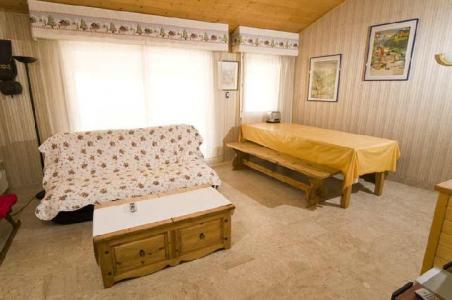 Location au ski Appartement duplex 3 pièces 8 personnes - Residence De La Poste - Brides Les Bains - Séjour