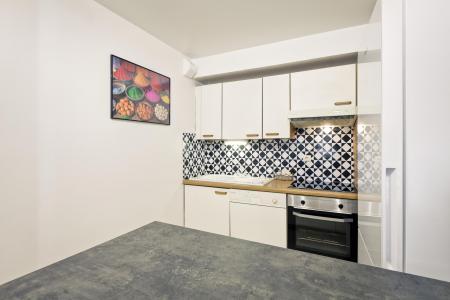 Location au ski Appartement duplex 3 pièces 8 personnes - Residence De La Poste - Brides Les Bains - Table