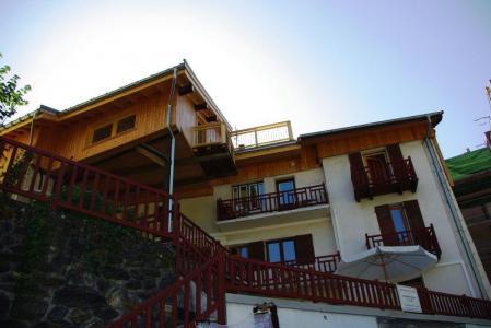 Location au ski Residence Eaux Vives - Brides Les Bains