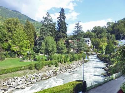 Location au ski Appartement 3 pièces 6 personnes - Residence Eaux Vives - Brides Les Bains - Chambre
