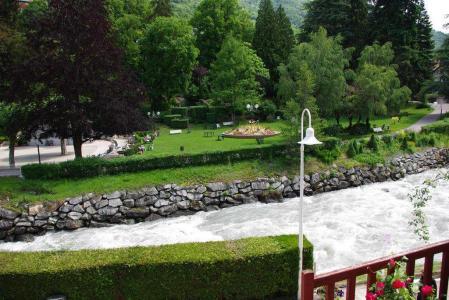 Location au ski Appartement 3 pièces 6 personnes - Residence Eaux Vives - Brides Les Bains - Salle de bains