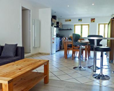 Location au ski Appartement 3 pièces 6 personnes - Residence Eaux Vives - Brides Les Bains - Table