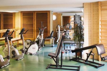 Location au ski Residence Eureca - Brides Les Bains - Espace fitness