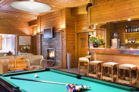 Location au ski Residence Eureca - Brides Les Bains - Billard