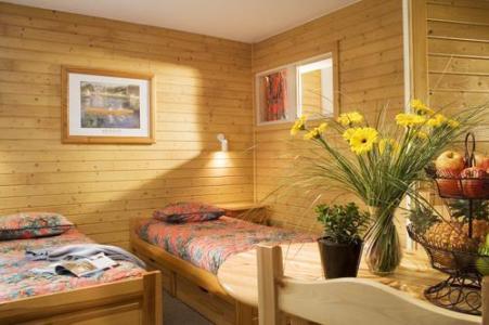 Location au ski Studio cabine ou cuisine séparée 4 personnes (STC4) - Résidence Eureca - Brides Les Bains - Séjour