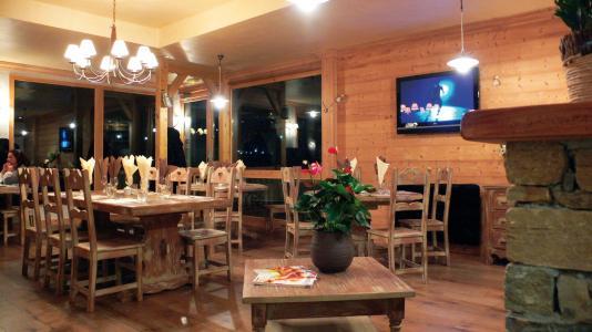 Location au ski Résidence Lagrange Cybèle - Brides Les Bains - Intérieur
