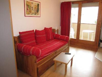Location au ski Studio coin montagne 4 personnes (215) - Residence Le Grand Chalet - Brides Les Bains