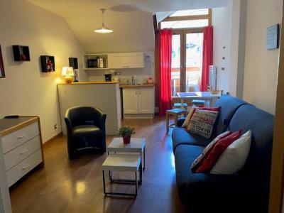 Location au ski Studio coin montagne 4 personnes (504) - Residence Le Grand Chalet - Brides Les Bains