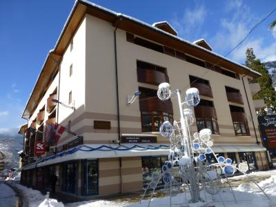 Location au ski Studio coin montagne 4 personnes (105) - Residence Le Grand Chalet - Brides Les Bains