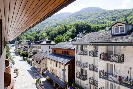 Location au ski Studio coin montagne 4 personnes (401) - Residence Le Grand Chalet - Brides Les Bains