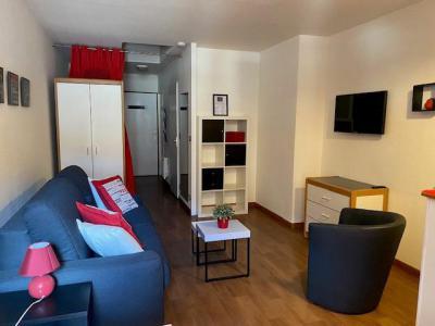 Location au ski Studio coin montagne 4 personnes (504) - Résidence le Grand Chalet - Brides Les Bains