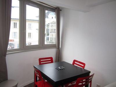 Аренда на лыжном курорте Апартаменты 2 комнат 6 чел. (101) - Résidence le Grand Chalet - Brides Les Bains - Столова&