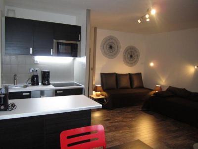 Аренда на лыжном курорте Апартаменты 2 комнат 6 чел. (101) - Résidence le Grand Chalet - Brides Les Bains - Салон