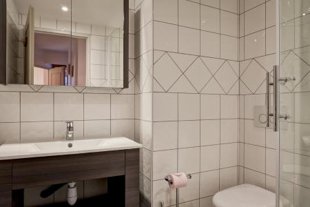 Аренда на лыжном курорте Апартаменты 4 комнат 6 чел. (321) - Résidence le Grand Chalet - Brides Les Bains - Ванная
