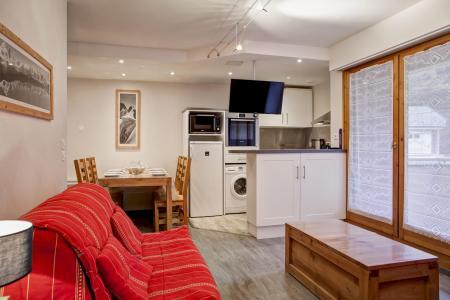 Аренда на лыжном курорте Апартаменты 4 комнат 6 чел. (321) - Résidence le Grand Chalet - Brides Les Bains - Кухня