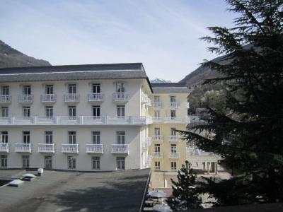 Location au ski Studio coin montagne 4 personnes (316) - Résidence le Grand Chalet - Brides Les Bains