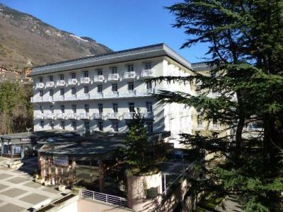 Location au ski Studio coin montagne 4 personnes (213) - Résidence le Grand Chalet - Brides Les Bains