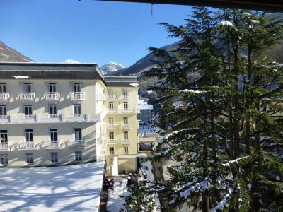 Location au ski Studio coin montagne 4 personnes (414) - Résidence le Grand Chalet - Brides Les Bains