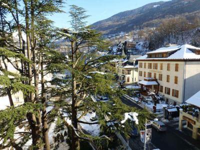 Location au ski Studio 2 personnes (410) - Résidence le Grand Chalet - Brides Les Bains