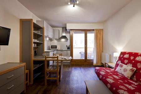 Location au ski Studio coin montagne 4 personnes (206) - Résidence le Grand Chalet - Brides Les Bains