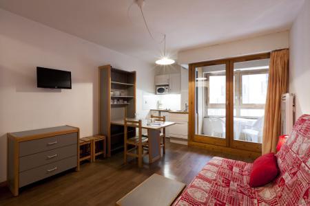 Location au ski Studio coin montagne 4 personnes (106) - Résidence le Grand Chalet - Brides Les Bains