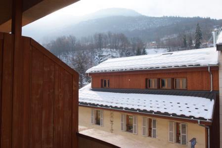 Location au ski Studio coin montagne 4 personnes (207) - Résidence le Grand Chalet - Brides Les Bains