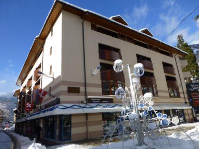 Location au ski Studio coin montagne 4 personnes (416) - Résidence le Grand Chalet - Brides Les Bains