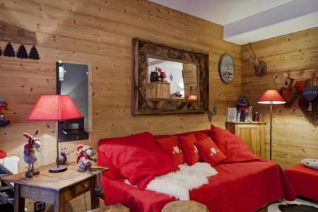 Location au ski Studio coin montagne 4 personnes (204) - Résidence le Grand Chalet - Brides Les Bains