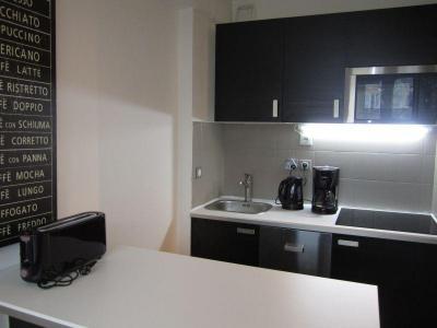 Location au ski Appartement 2 pièces 6 personnes (101) - Residence Le Grand Chalet - Brides Les Bains - Kitchenette