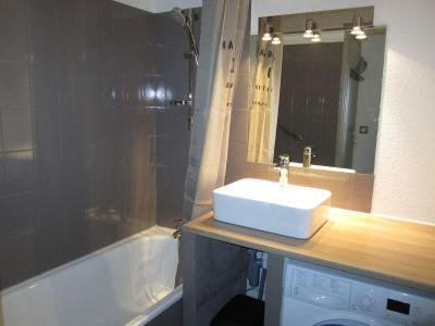 Location au ski Appartement 2 pièces 6 personnes (101) - Résidence le Grand Chalet - Brides Les Bains - Salle de bains