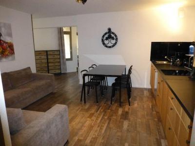 Location au ski Appartement 2 pièces alcôve 6 personnes (116) - Résidence le Grand Chalet - Brides Les Bains - Coin séjour